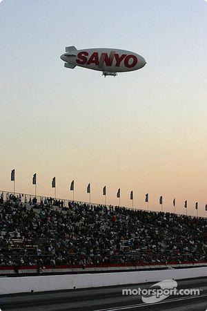 Sanyo blimp
