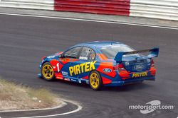 After spending time in the garage Marcos Ambrose resumed racing