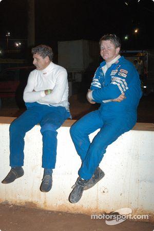 John Ziehl et David Burns