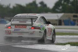 La Porsche GT3 Cup n°37 TPC Racing : John Littlechild, Bill Adam, Spencer Pumpelly