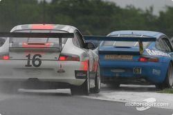 La Porsche GT3 Cup n°16 AASCO Motorsports : Craig Stanton, David Murry, Mark Webber (2)