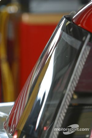 Vue de près de la Lexus Riley du Chip Ganassi Racing