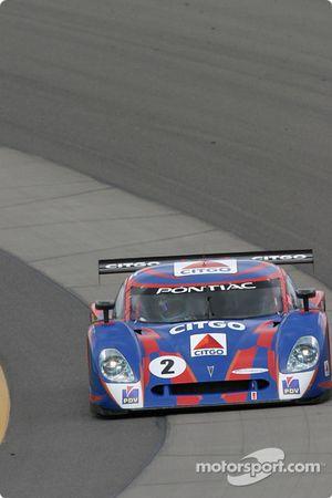 #2 Howard - Boss Motorsports Chevrolet Crawford: Andy Wallace, Milka Duno, Jan Lammers