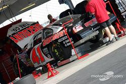 La voiture de Busch Discount Dodge
