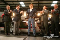 Dale présente sa voiture fétiche : La n°3, avec Goodwrench comme sponsor