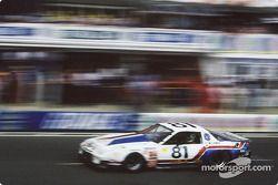 #81 Stratagraph Chevrolet Camaro: Billy Hagan, Gene Felton, Tom Williams