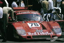 #76 Bob Akin Motor Racing Porsche 935: Bob Akin, Dave Cowart, Kenper Miller