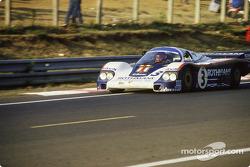 #3 Rothmans Porsche Porsche 956: Hurley Haywood, Al Holbert, Jürgen Barth