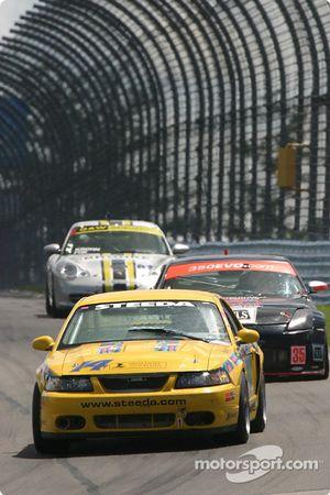 La Mustang Cobra R n°14 Frederick Motorsports : Andrew Kopperl, Greg Camp