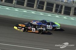 Martin Truex Jr. and Wally Dallenbach Jr.