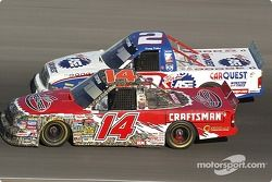 Rick Crawford and Kasey Kahne