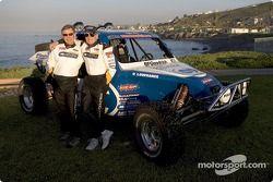 Paul Newman and Robert Sutton