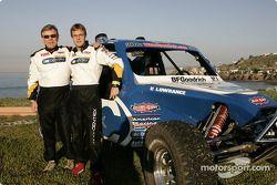 Robert Sutton and Sébastien Bourdais