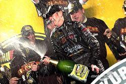 Champagne pour tous !