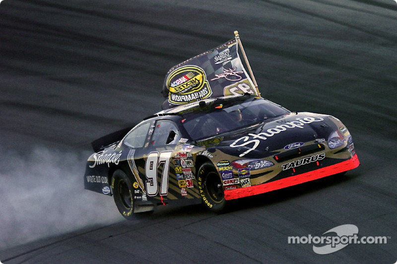 2004: Kurt Busch - Roush Fenway Racing - Ford