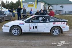 #18 - Peter Reilly et Ray Felice, Eagle Talon AWD Turbo de 1990, P-4