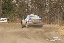 #1 - Tom McGeer et Howard Davies, 2004 Subaru Impreza WRX STi, Open