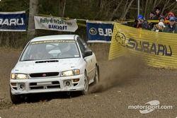 Keith Kreisler et Steve McKelvie, Subaru Impreza STI 1995