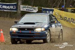 Donald Kennedy et Mal Swann, Subaru Impreza 1996