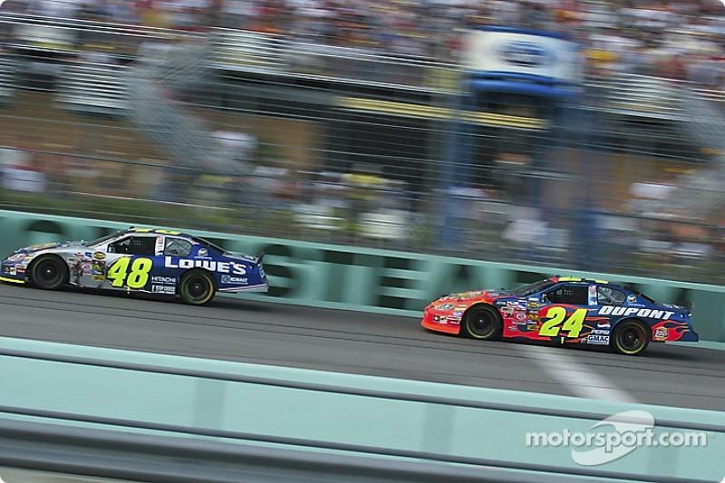 Jeff Gordon 2003