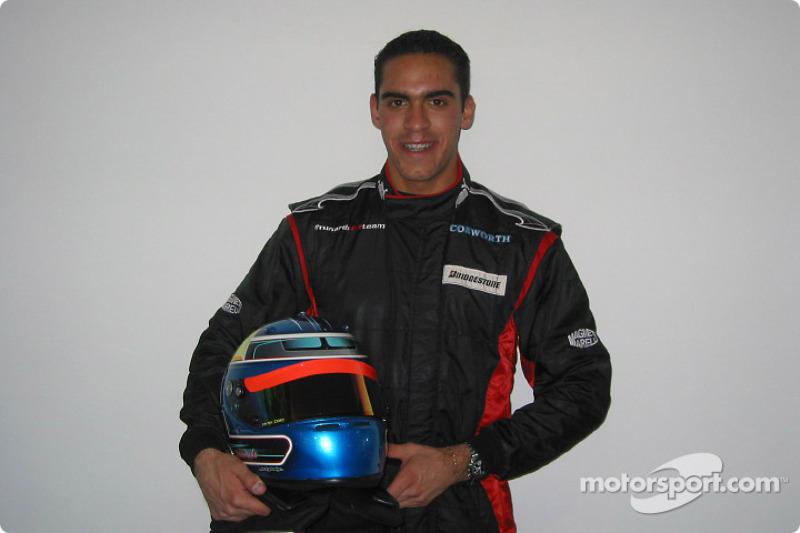 Pastor Maldonado (2005)