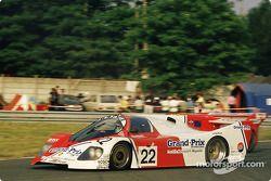 Porsche Kremer Racing Kremer-Porsche CK5 : Derek Warwick, Patrick Gaillard, Frank Jelinski