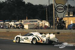 Ford Concessionaires France Rondeau M482 Ford : Thierry Boutsen, Henri Pescarolo