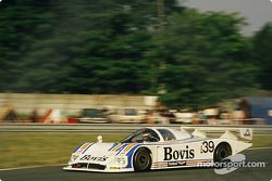 #39 Viscount Downe Racing Nimrod NRA C2B Aston Martin: Ray Mallock, Mike Salmon, Steve Earle