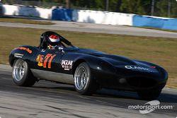 #71 1966 Jaguar XKE: Trent Terry