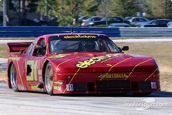 #191 Porsche 944 de 1987: Carlos de Quesada