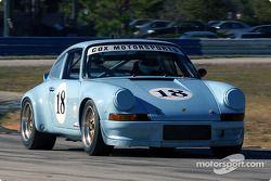 #18 Porsche 911 de 1973: W. Dan Wright