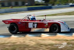 #7 1972 Alfa Romeo GTV: Ward Witkowski