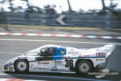 #36 Tom's Team, Tom's Toyota 85C: Satoru Nakajima, Masanori Sekiya, Kaoru Hoshino