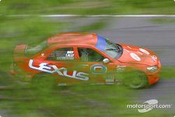 #0 Team Lexus Lexus IS300: Eddie Mady, Chuck Goldsborough, Andy Lally