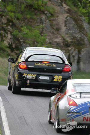 Roach Racing Dodge SRT4 : Bo Roach, Christian Kimball