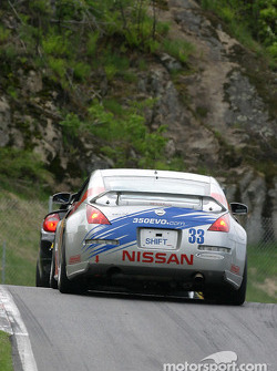 #33 Unitech Racing Nissan 350Z: Mike Cronin, Stu Hayner