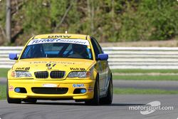 La BMW 330i n°97 du Turner Motorsport (Tim Pappas, Jim Hamblin)