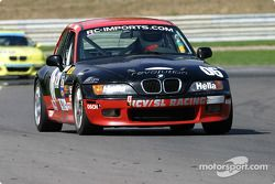 #06 ICY / SL Motorsports BMW Z3: Alan Himes, Rick Ellinger, David Rosenblum
