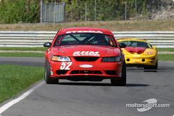#52 Rehagen Racing Mustang Cobra SVT: Larry Rehagen, Ken MacAlpine, Dean Martin