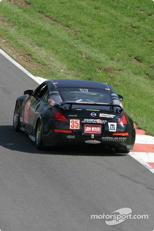 #35 Schuitemaker Motorsports Nissan 350Z: Michiel Schuitemaker, B.J. Zacharias