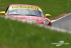 La Porsche 996 n°40 The Race Site.com : Buddy Stubbs, Joe Masessa