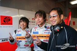 Morio Nitta, Shinichi Takagi