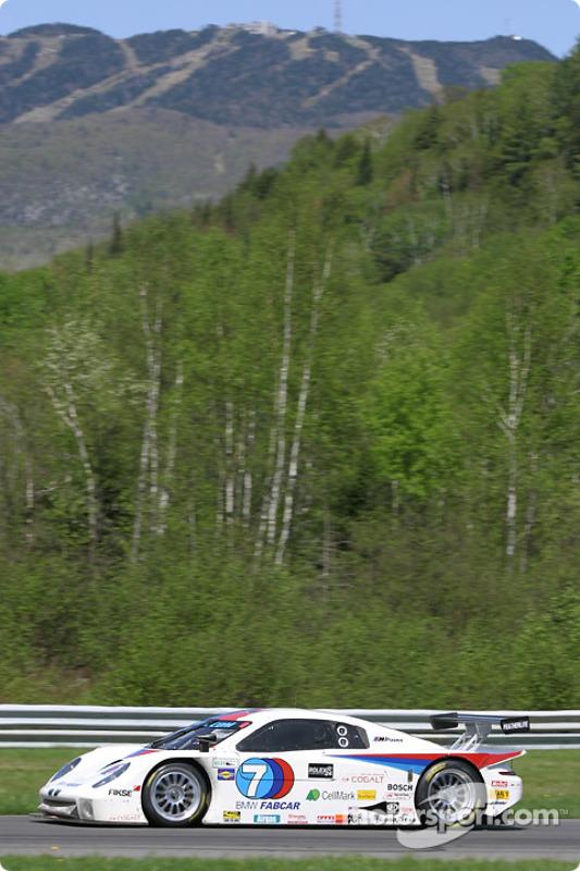 La BMW Fabcar n°7 du Southard Motorsports (Shane Lewis, Vic Rice, Steve Southard)