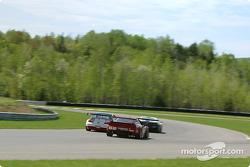 Prototype Technology Group BMW M3 : Justin Marks, Joey Hand; Honda of America Racing Team Acura NSX : Pete Halsmer, John Schmitt