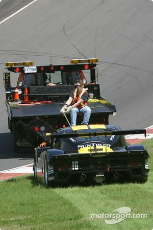 #10 SunTrust Racing Pontiac Riley