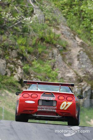 #07 Powell Motorsport Corvette: Normand Guindon, Marc-Antoine Camirand