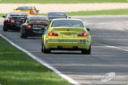 #09 Automatic Racing BMW M3: Jep Thornton, David Russell