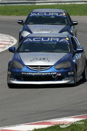 Bill Fenton Motorsports Acura Acura RSX – S : Mike Liebl, Bill Fenton, Bob Endicott