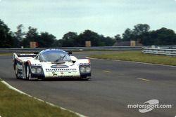 #1 Rothmans Porsche, Porsche 962C: Hans-Joachim Stuck, Derek Bell, Al Holbert