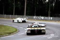 #47 Graff Racing, Rondeau M482 Ford: Jean-Philippe Grand, Marc Menant, Jacques Goudchaux